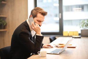 Telemarketing jest ściśle powiązany z branżą ICT